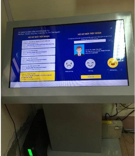 Triển khai phần mềm Dịch vụ công mức 3 tại tỉnh Thái Nguyên