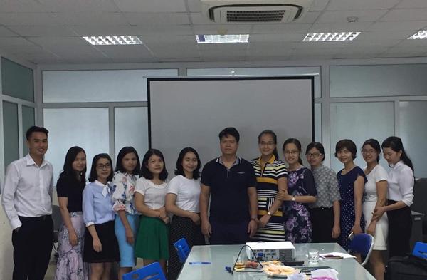 EFY Việt Nam tham dự hội thảo tại trường đại học Lao động xã hội