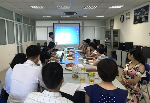EFY Việt Nam đóng góp ý kiến buổi hội thảo chế độ TNLĐ-BNN