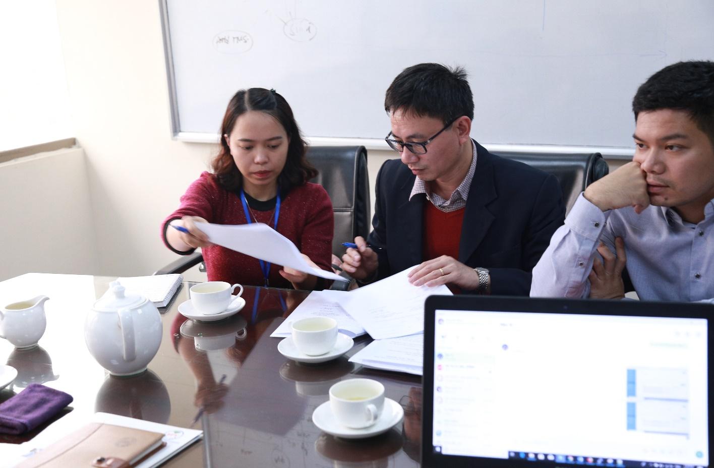 EFY Việt Nam hoàn thành việc kiểm tra số liệu - ảnh 2