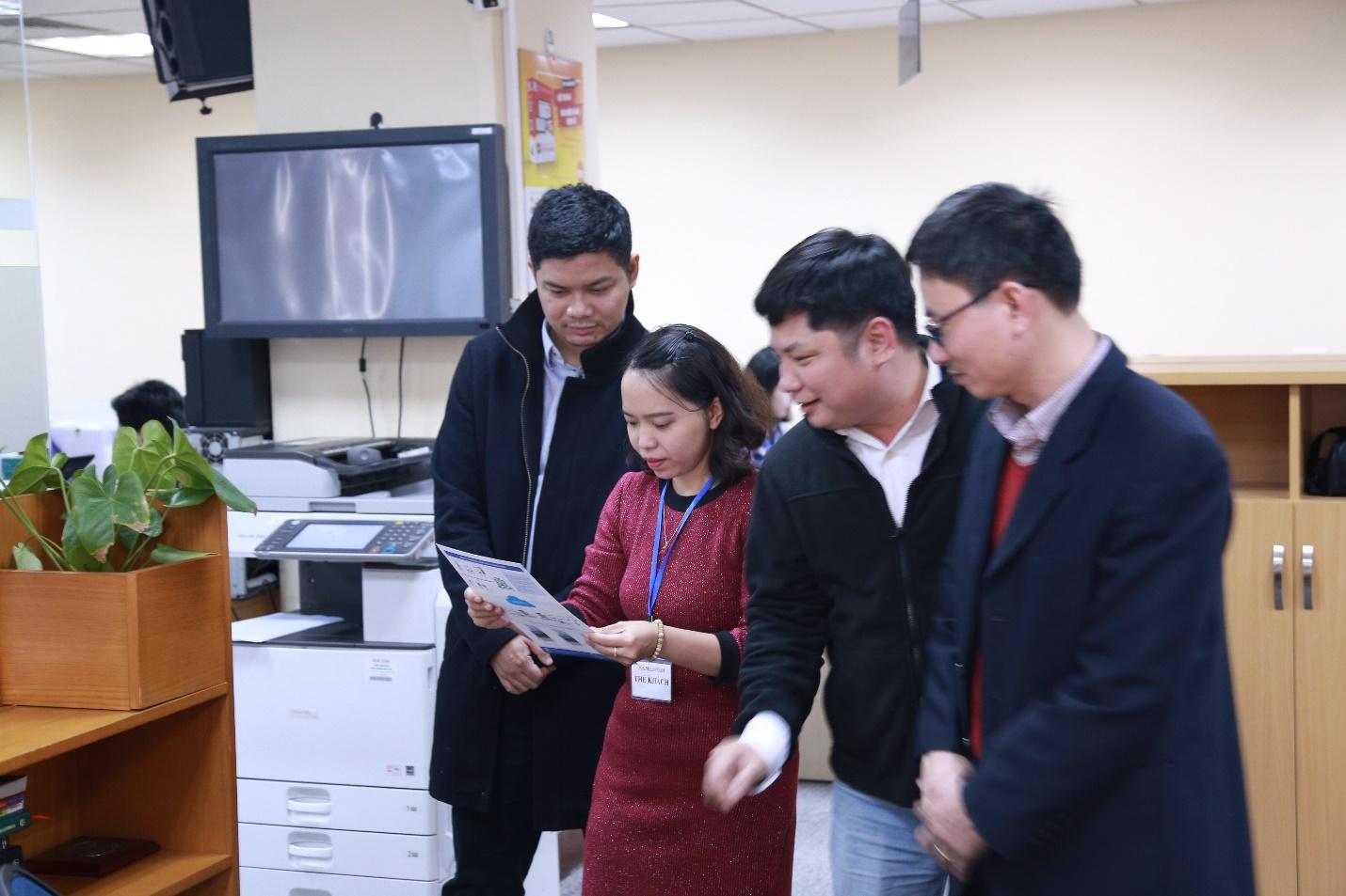 EFY Việt Nam hoàn thành việc kiểm tra số liệu - ảnh 3