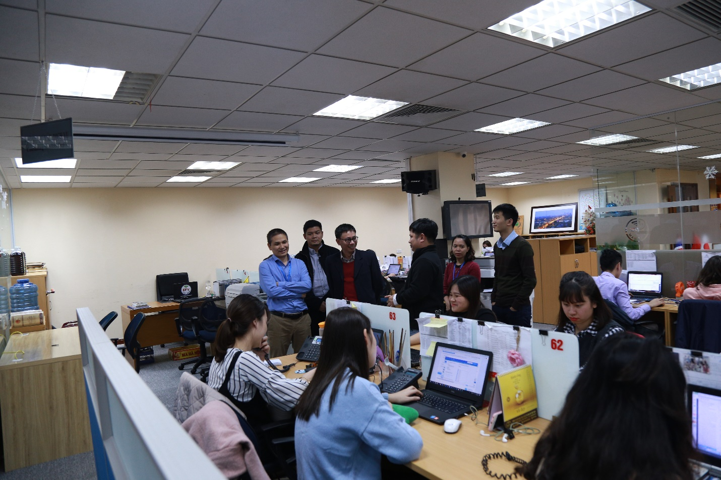 EFY Việt Nam hoàn thành việc kiểm tra số liệu - ảnh 4