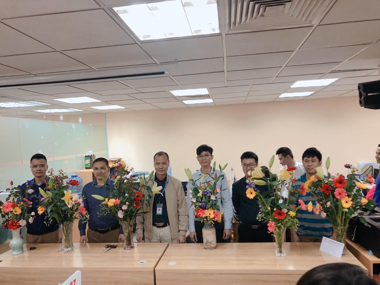 EFY Việt Nam tổ chức hoạt động chào mừng ngày quốc tế phụ nữ 8/3 ảnh 4