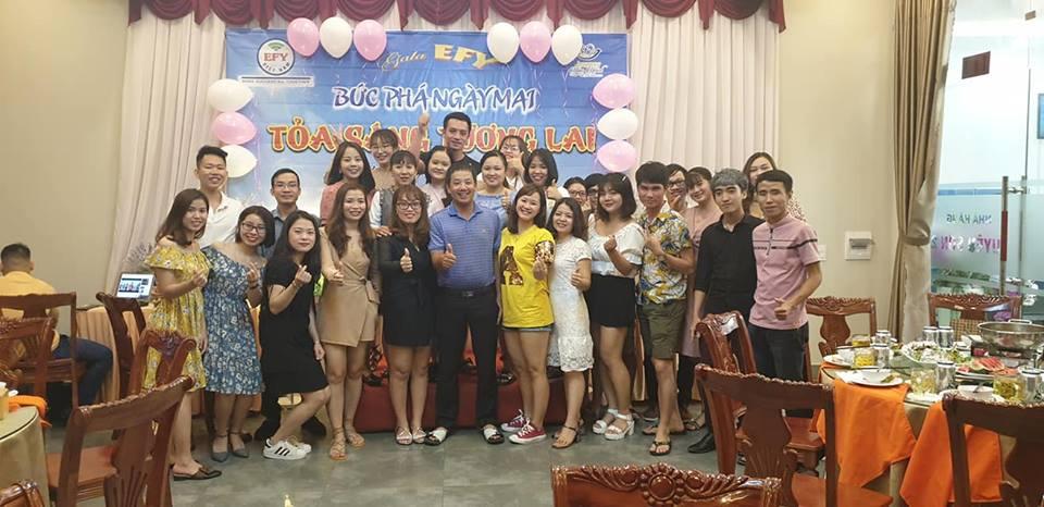 Cùng EFY Việt Nam Bứt phá ngày mai – Tỏa sáng tương lai- ảnh 1